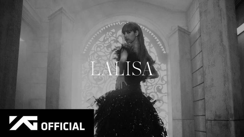 BLACKPINK Lisa《LALISA》5分鐘點擊率破百萬!「人間芭比」4個隱藏秘密 最慘被騙 10 億韓圜!